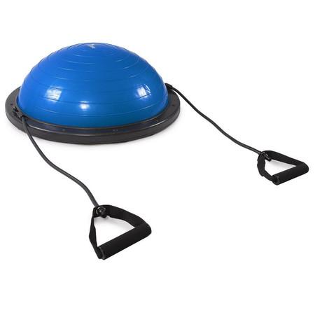 Bosu balanced trainer ball: pelota de gimnasia pilates rebajada a 59 euros sólo hasta el uno de enero