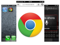 Google Chrome para iOS, lo probamos