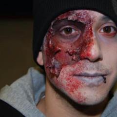 Foto 4 de 5 de la galería maquillaje-para-halloween-zombie en Trendenciasbelleza