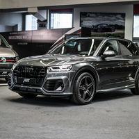 ABT le saca 330 CV al Audi Q5 TDI para convertirlo en el SQ5 diésel