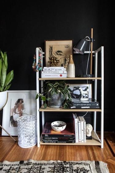La ventaja de un mueble de almacenaje sencillo es que lo puedes usar en cualquier estancia