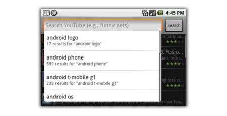Google explica las búsquedas en Android