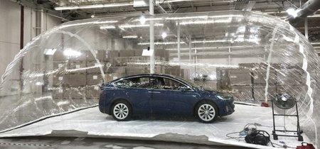 Los coches de Tesla te pueden salvar de un ataque con armas biológicas