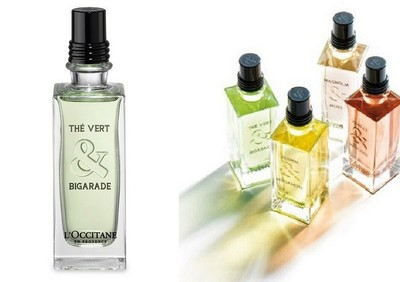 Probamos L'Occitane Thé Vert & Bigarade: verde, acidulada y mixta