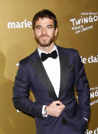 En los Prix de la Moda Marie Claire también hubo hombres y muy bien vestidos