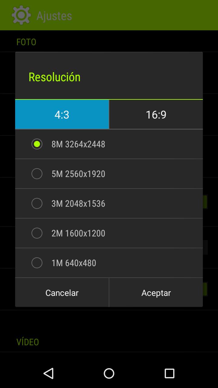 Foto de Acer Liquid Z630, aplicación cámara (12/14)