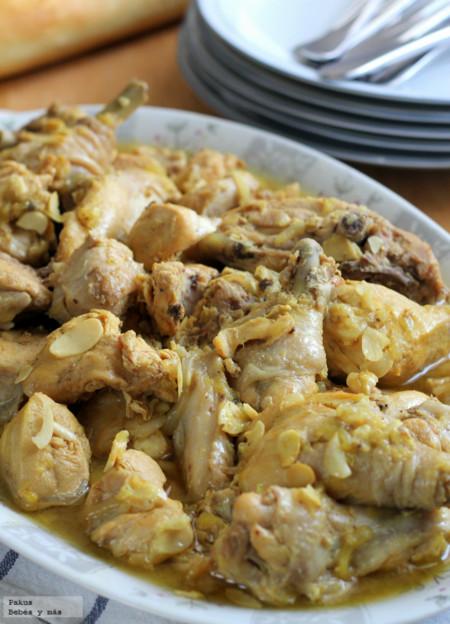 Pollo A La Andaluza Bebes