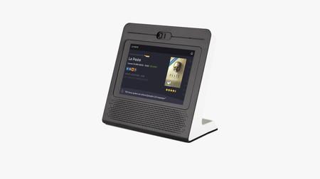 Movistar Home, el altavoz inteligente de Movistar, ya se puede comprar en las tiendas: más competencia para Amazon y Google