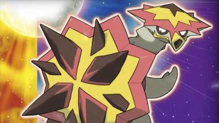 Turtonator se une a los nuevos Pokémon de Sun and Moon