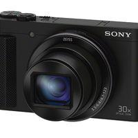 Si buscas compacta para guardar todos tus recuerdos, en El Corte Inglés tienes la Sony Cybershot DSC-HX90V rebajada a 322,15 euros