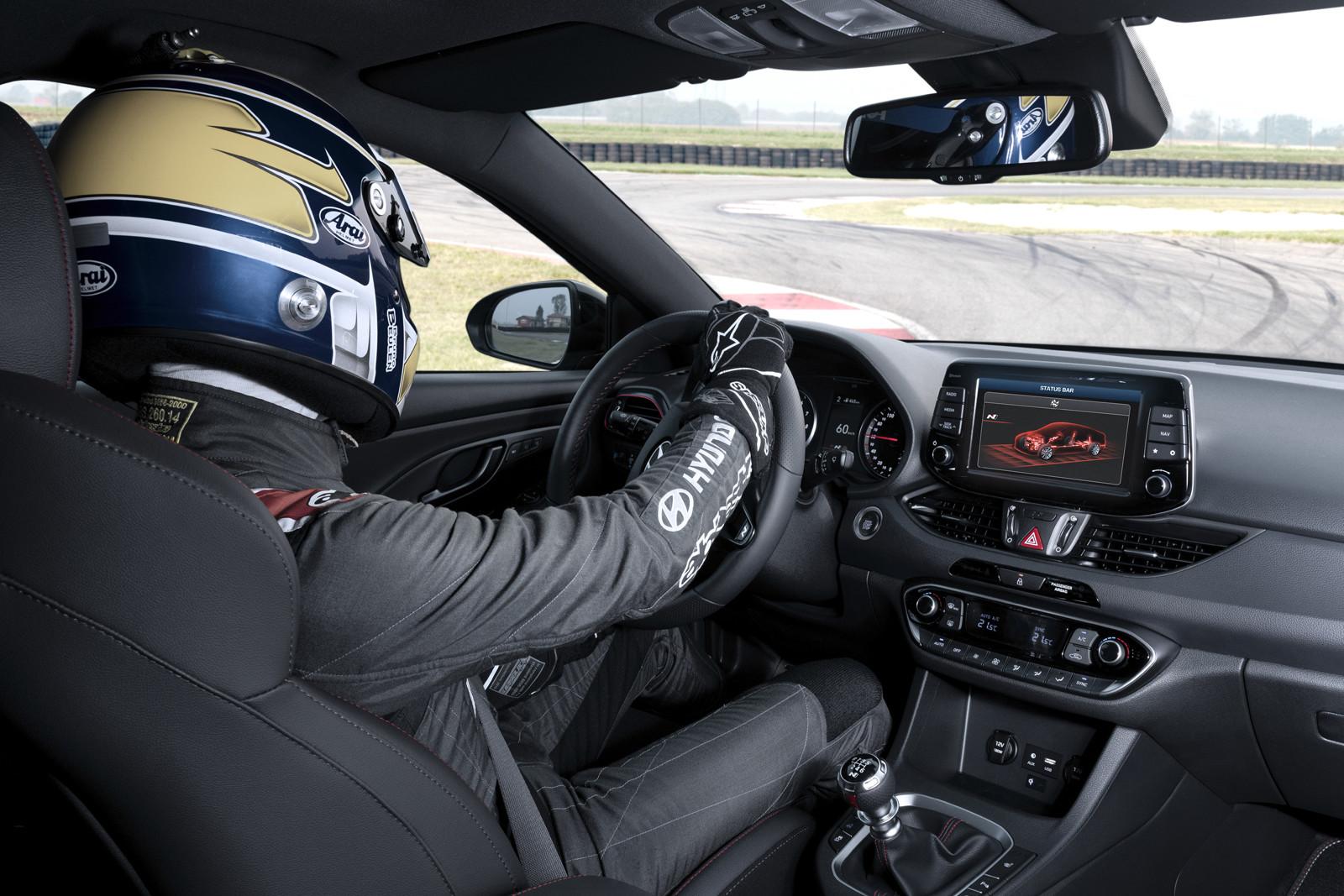 Foto de Hyundai i30 Fastback N 2019 (presentación) (32/125)