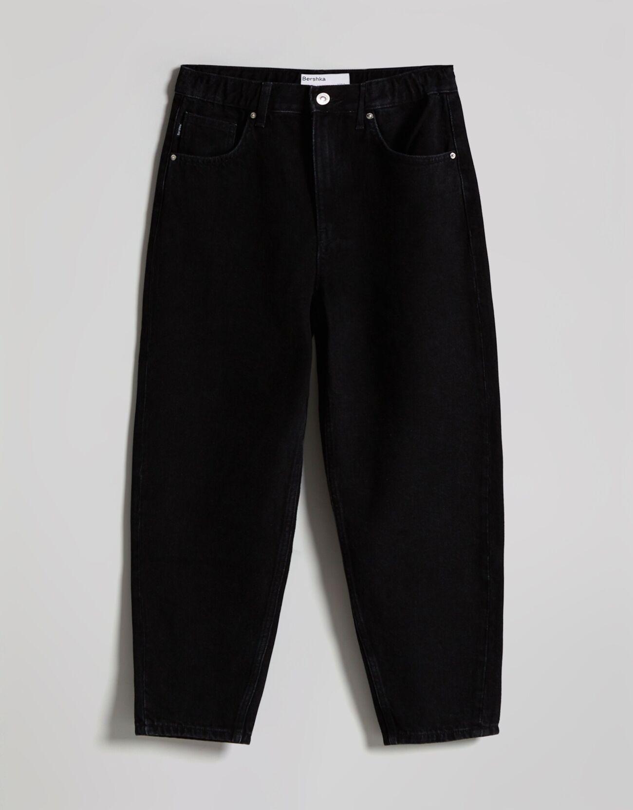 Jeans balloon negros