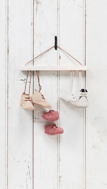 Moda Primavera/Verano 2014 para bebés y niños: zapatos de fiesta para los más peques