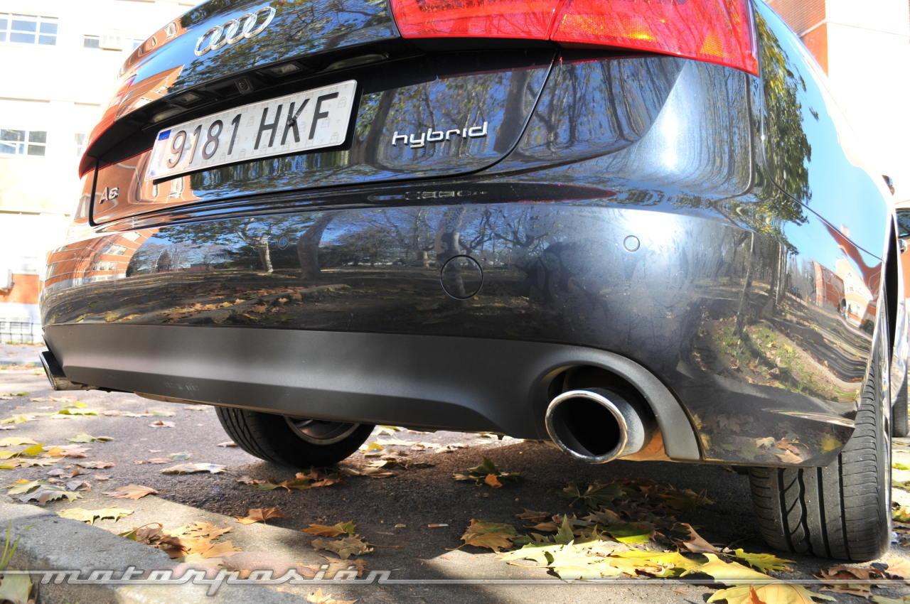 Foto de Audi A6 hybrid (prueba) (55/120)