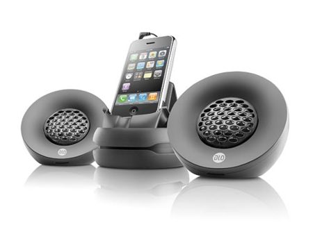 DLO Portable Speaker for iPhone