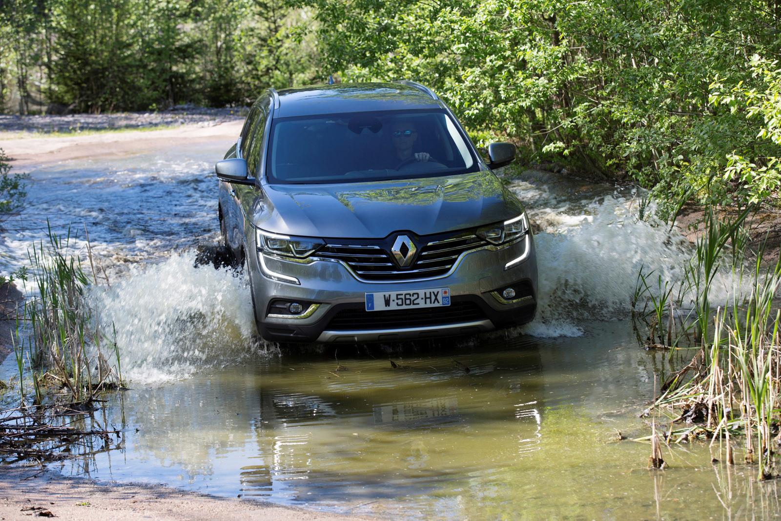 Foto de Renault Koleos 2017, toma de contacto (53/145)