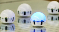 Un enjambre de robots para construir futuras estructuras en el espacio