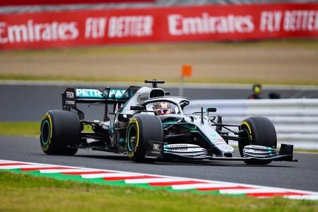 Hamilton Japon F1 2019 2