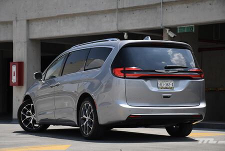 Chrysler Pacifica 2021 Opiniones Prueba Mexico 5