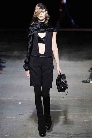 Foto de Alexander Wang, Otoño-Invierno 2010/2011 en la Semana de la Moda de Nueva York (3/20)