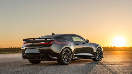 Chevrolet Camaro ZL1 The Exorcist by Hennessey