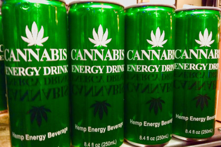 Bebida Cannabis