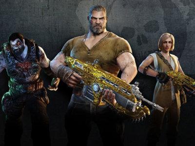 La reserva de Gears of War 4 nos permitirá jugar con Dom, Anya y Marcus Fenix