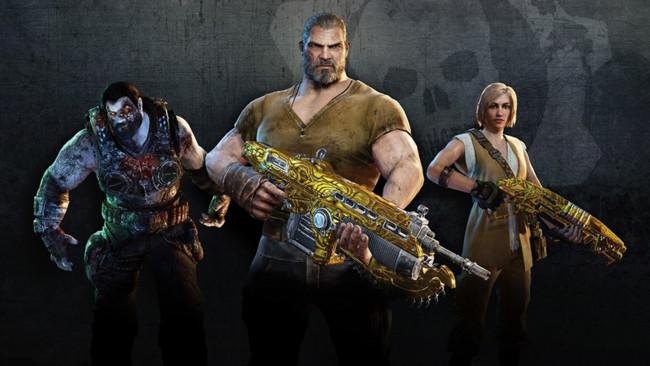 Gears Of War 4 Dlc Reserva