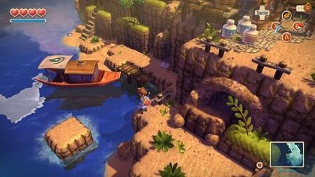 Oceanhorn, el premiado Zelda wannabe de iOS, saldrá muy pronto en Steam