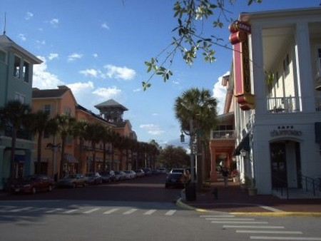Celebration Florida Disney Town