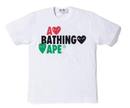 Comme garcons x a bathing ape 6