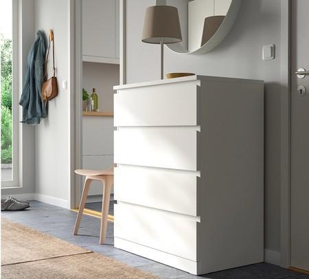 Tienes una cómoda Malm de Ikea en casa? Personalízala y dale