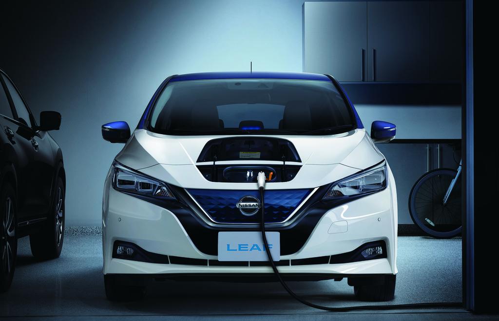 Nuevo Nissan Leaf 2018 Recarga
