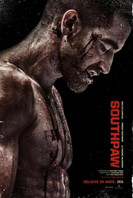 'Southpaw', tráiler y cartel del drama pugilístico con Jake Gyllenhaal