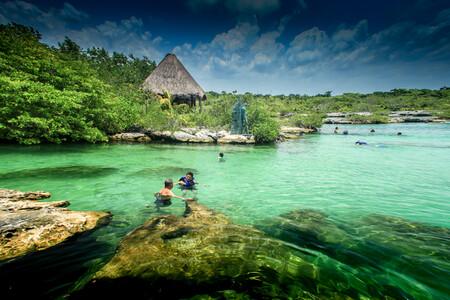 Laguna Yal Ku Riviera Maya