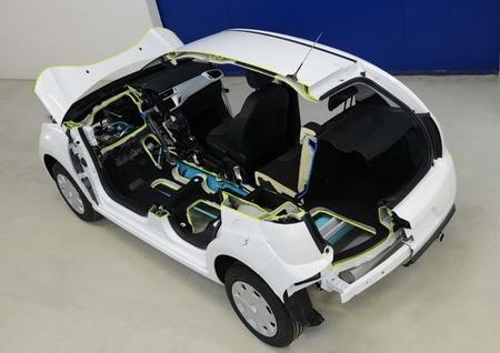 Citroën C3 Hybrid Air de camino al Salón de Ginebra