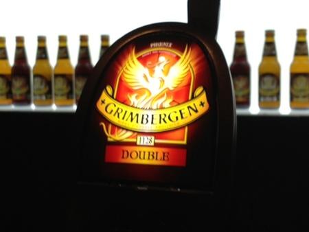 Grimbergen Tirador de cerveza