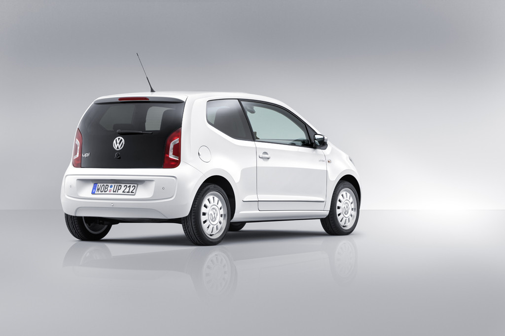 Foto de Volkswagen Up! (32/75)