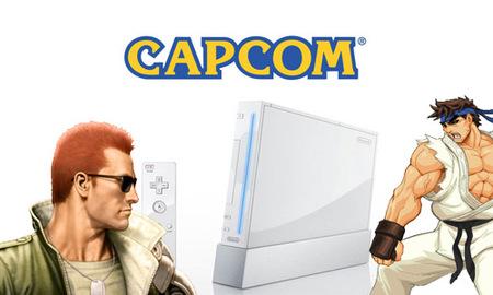 'Bionic Commando Rearmed', 'SSF2THD Remix', 'Street Fighter IV' y su relación con Wii