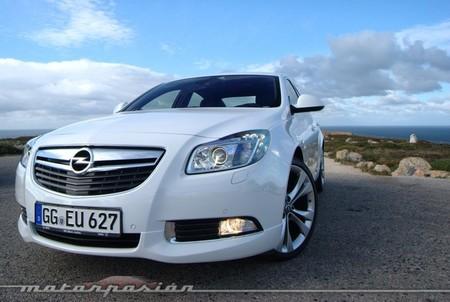 Opel Insignia 2.0 CDTI BiTurbo, presentación y prueba en Portugal (parte 1)