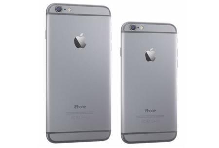 El iPhone 6 se vende tres veces más que el iPhone 6 Plus en Estados Unidos