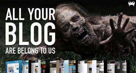 Zombis, Estrellas del Norte, Guantazos y curiosidades sobre los juegos. All Your Blog Are Belong To Us (CLXXXI)