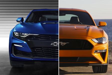 Chevrolet descuenta 2,500 USD a tu Camaro 2020 en EE. UU. si abandonas tu Ford Mustang