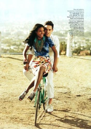 El estilo chic de moda esta Primavera-Verano 2010: prendas para vestir de Zara, Mango, H&M o Blanco IV