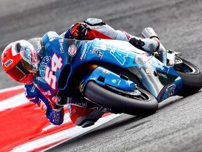 Mattia Pasini sigue con su tiranía en Moto2 y se adjudica también la pole en San Marino