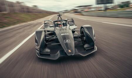 Porsche Formula E Disno