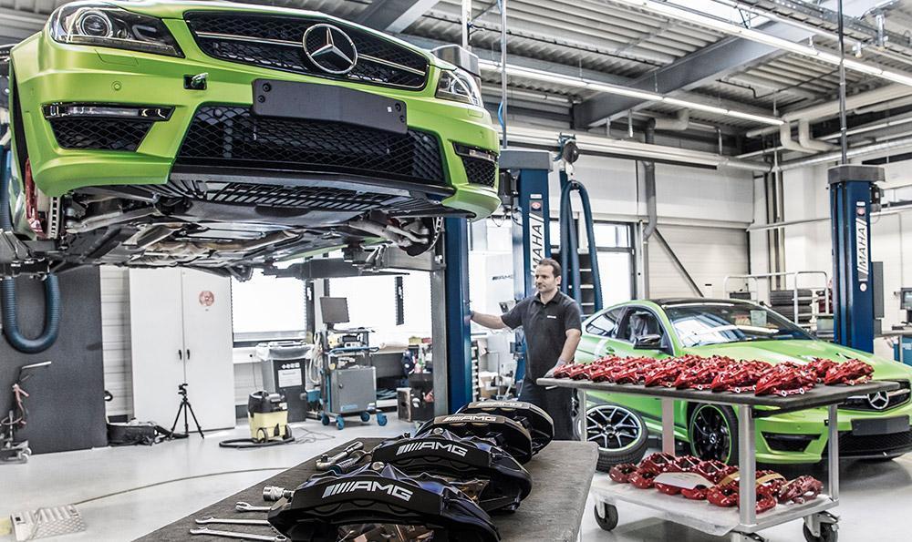 Foto de Mercedes C63 AMG Coupe Legacy Edition (12/26)