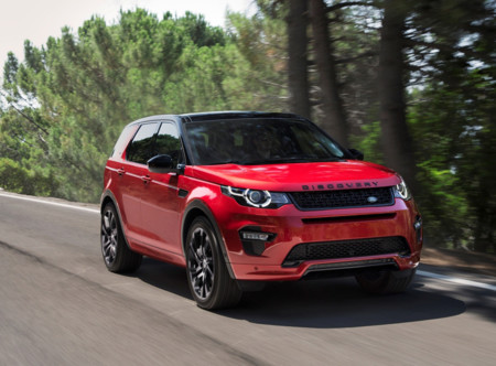 Discovery Sport Dynamic Exterior