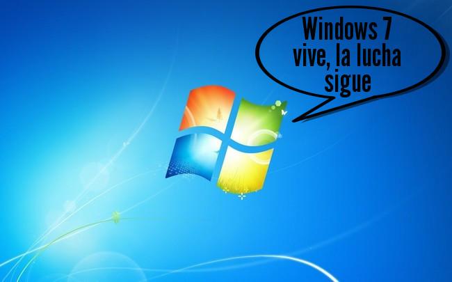 ¡Viva ©Windows siete sin actualizaciones en la empresa!