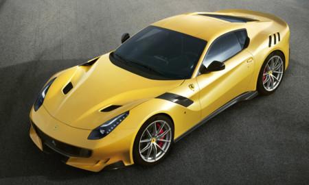 Ferrari ya ha vendido las 799 unidades del F12tdf
